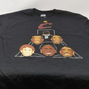 Mens majestic t-shirt cavaliers size large